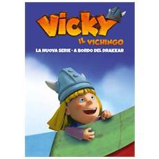 Vicky Il Vichingo - La Nuova Serie #01-04 - A Bordo Del Drakkar (4 Dvd)
