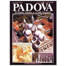 Padova, il Santo, Giotto e i colli EuganeiPadua, the Basilica, Giotto and the Euganeans hills