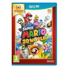 WiiU - Super Mario 3D World Select