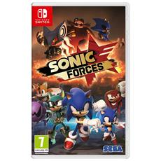 Switch - Sonic Forces