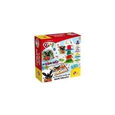 75867 Lisciani Bing - La Mia Prima Raccolta dei Giochi Educativi (10 giochi)