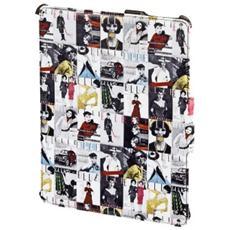 """Vintage 9.7"""" Custodia a libro Multicolore compatibile Apple iPad Air"""