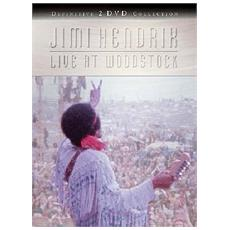 Dvd Hendrix Jimi - Live At Woodstock