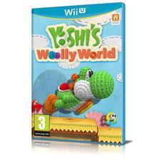 WiiU - Yoshi's Woolly World
