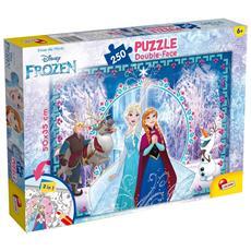 Frozen - Puzzle Double-Face Plus 250 Pz