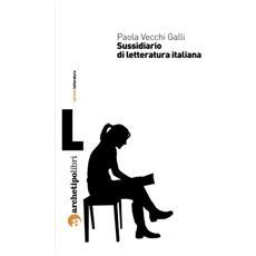 Sussidiario di letteratura italiana