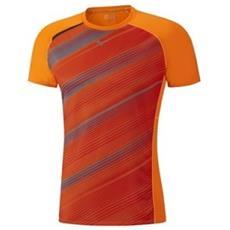 T-shirt Uomo Premium Aero Arancio S