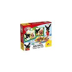 75836 Lisciani Bing - Baby Coloring: Giochiamo