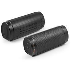 Speaker Wireless Portatile BT-X26 Potenza 8W Bluetooth Slot SD colore Nero