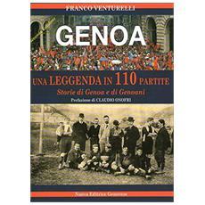 Genoa: una leggenda in 110 partite