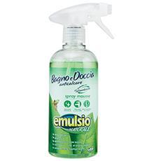 Anticalcare Bagno Doccia Natur. spray Mousse 500 Ml. Detergenti Casa