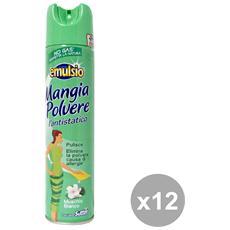 Set 12 Olvere Muschio B. no-gas Verde Detergenti Casa