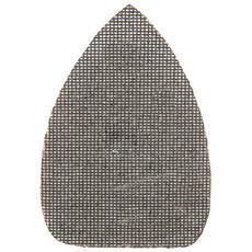 824698 Fogli A Rete Triangolari Con Fissaggio Strappo 150 X 100 Mm 10 P. zi Grana 120