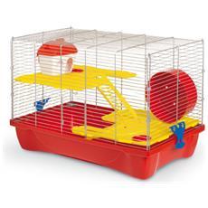 Gabbia Hamster 11 Flat 57x32x36h
