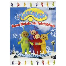 Dvd Teletubbies-buon Nat. +neve