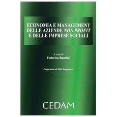 Economia e management delle aziende non profit e delle imprese sociali
