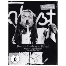 Dvd Lindsay & Rasuji-reggae Legends #01