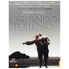 Dvd Vivaldi Antonio - Orlando Furioso