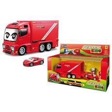 Camion Lanciatore Ferrari Kids