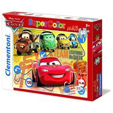 Puzzle Maxi Cars 60 pz 68 x 48 cm 267390