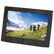 """Cornice Digitale 1360 Display 13.3"""" Risoluzione 1366 x 768 Colore Nero"""