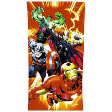 Avengers - Telo Mare, 70 X 140 Cm. KS-MYG7-G6ZN
