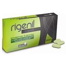 Rigenil Capelli 30 Compresse Benefit