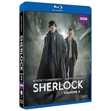 Sherlock #02 (2 Blu-Ray)