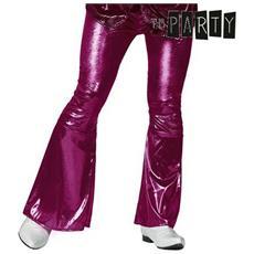 Pantalone Per Adulti Th3 Party Disco Fucsia M / l