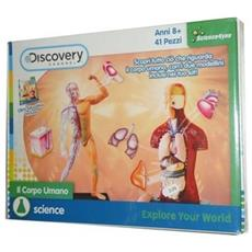 S4Y1001 Science - Discovery Channel: Il Corpo Umano