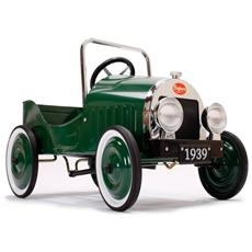 Auto a Pedali Classic Verde 1939