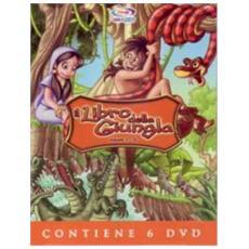 Dvd Libro Della Giungla (il) (box02 6dvd)