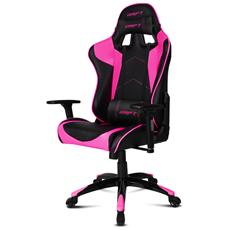 Sedia Gaming Drift DR300 colore Nero / Rosa