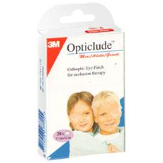 Opticlude Cerotto Oculare 5.7x8.2 20pz