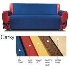 Copridivano Genius Class Clarky 3 Posti Sabbia 1400
