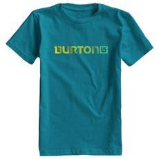 T-shirt Logo Horizontal Bambino M Blu