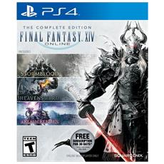 PS4 - Final Fantasy XIV Online The Complete Edition
