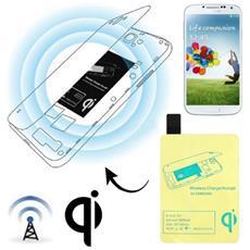 Ricevitore Di Ricarica Wireless 5v 1a Per Qi Per Samsung Galaxy S4 I9500