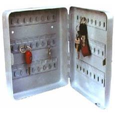 Cassetta Portachiavi 20 P Acc 16x8x20 00244