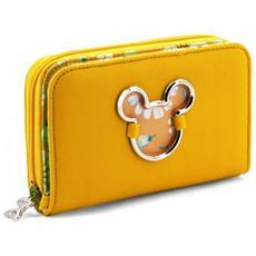 Mickey Mouse Portafoglio Linea Camomilla