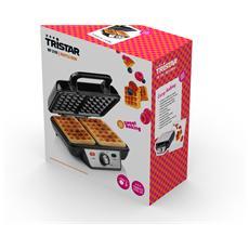 Cialdiera per Waffle Potenza 1000 Watt