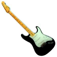 Stainless Guitar Shaped Fridge Magnet - Eric Clapton