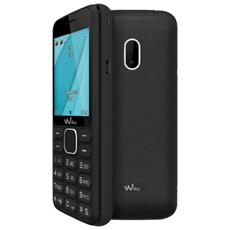 "Lubi 4 Nero Dual Sim Display 1.77"" +Slot MicroSD con Bluetooth, Radio e Fotocamera - Italia"