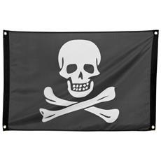 Bandiera Da Pirata Taglia Unica