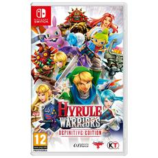 Switch - Hyrule Warriors Definitive Edition