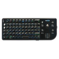 MEDX2KEY, RF Wireless, Mini, 2,4 GHz, Nero, 10m, USB