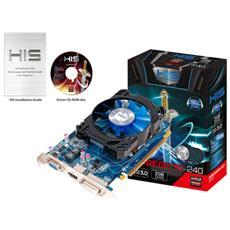 H240F2G, AMD, Radeon R7 240, 4096 x 2160 Pixels, 2 GB, DDR3-SDRAM, 128 Bit