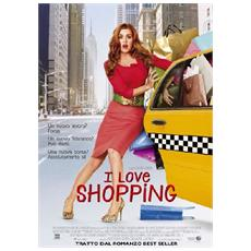 Dvd I Love Shopping