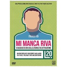 Dvd Mi Manca Riva