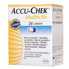 Accu Chek Multiclix Lancette